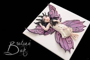 Fantasy Fairy - Cake by Julie Manundo