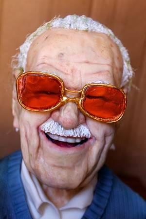 Stan Lee - Cake by Erandeny Cuevas