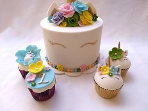 Unicorn Cake - Cake by Amai cakes by Gissel
