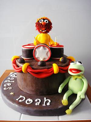 The Muppets Show.  - Cake by Israel