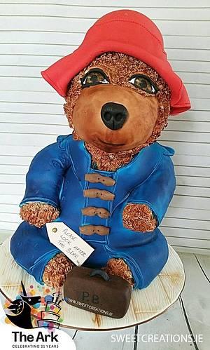 Paddington Bear Cake - Cake by Sweet Creations