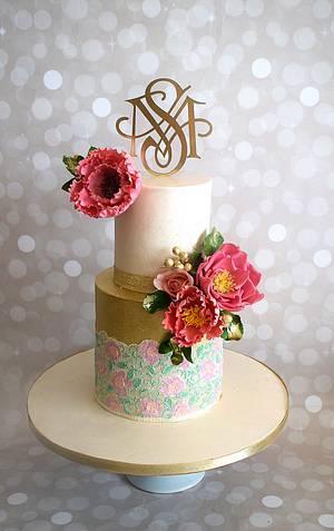 Enchanted - Cake by Indulgence by Shazneen Ali