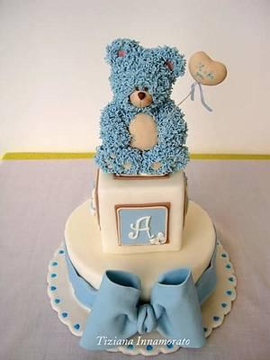 Teddy bear - Cake by Tiziana Inn