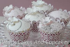Pink Cupcakes - Cake by Vavijana Velkov