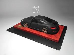 Porsche 911 - Cake by dortUM