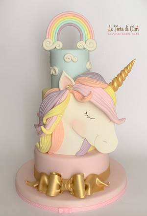 Unicorn cake - Cake by Rita Cannova