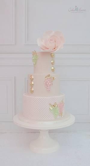 Elegant Harvest - Cake by Cake Heart