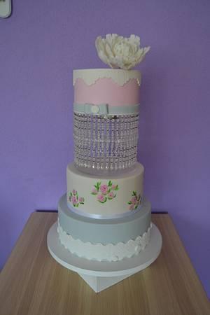 Wedding cake - Cake by Zaklina