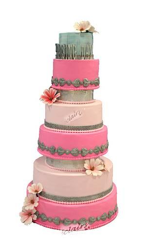 Raising Day Cake - Cake by Anu