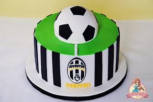 Juventus Cake - Cake by SweetLin
