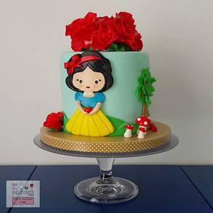 1st Anniversary Cake - Cake by Unique Cake's Boutique