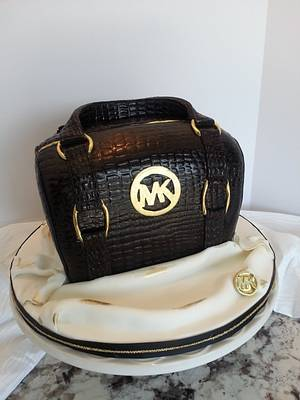 MICHAEL KORS PURSE CAKE - Cake by Enza - Sweet-E