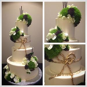 Garden - Cake by Bryson Perkins