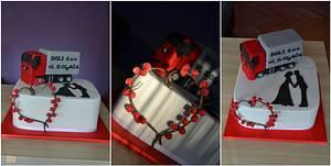 Truck cake and Love - Cake by Zaklina