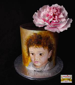 Lissy  - Cake by Calli Creations