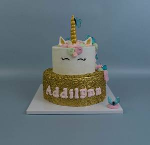 Unicorn - Icing Images - Cake by Prima Cakes and Cookies - Jennifer