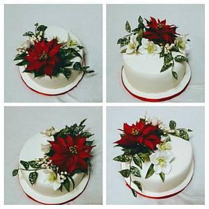 Christmas cake - Cake by Anka