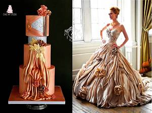 Couture Cakers 2018 - Cake by Cake Art Studio