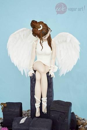 Sugar Myths and Fantasies Global Edition  - Cake by W.E. Sugar Art