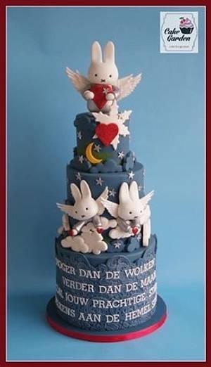 Sweet Art for World Light Day 2016 - Cake by Cake Garden