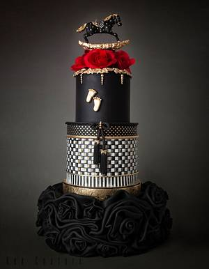 MacKenzie-Childs - Cake by Kek Couture