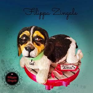 Dog's cake - Cake by filippa zingale