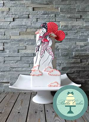 Kazumi - Cake by Bella Cakes