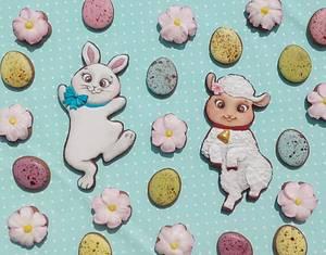 Hippity hoppity... Easter's on its way! - Cake by Snezana
