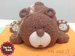 tarta Osito - Cake by Ana