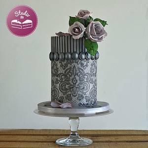 Baroque - Cake by Studio53