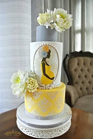 Mother Africa - Cake by Sumaiya Omar - The Cake Duchess