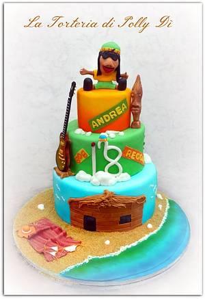 Jamaica - Cake by La Torteria di Polly Dì
