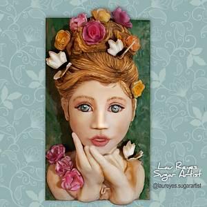 Helena - Cake by Laura Reyes