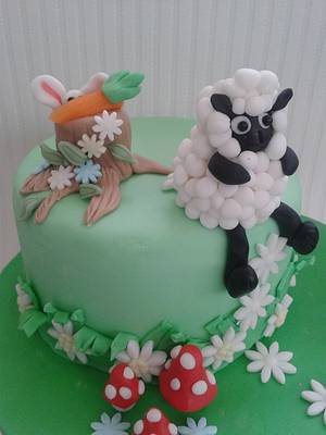 Easter cake.   - Cake by SweetCakeaholic1