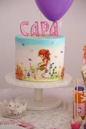 Sarah Kay - Cake by Zaklina