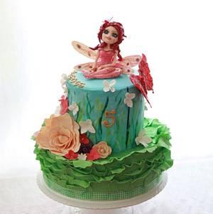 Mia - Cake by DomiCakesArt