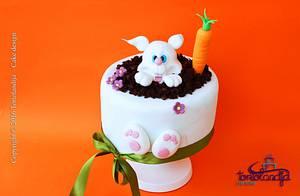 Easter cake - Cake by Tortolandija