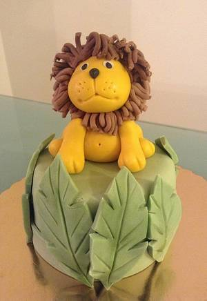In the jungle... - Cake by Eleonora Del Greco