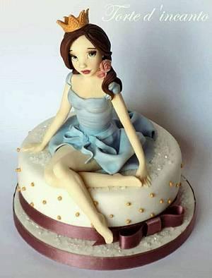 Princess - Cake by Torte d'incanto