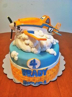 Dusty Crophopper Cake - Cake by Marlene