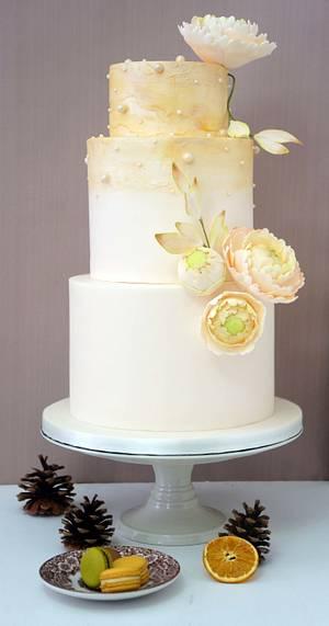 ELISABETH - Cake by Enrique