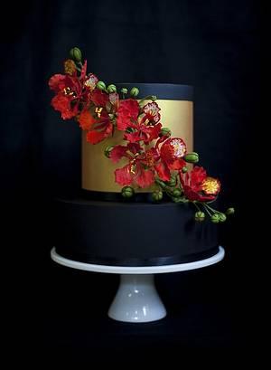 Royal Beauty - Cake by Eleanor Heaphy