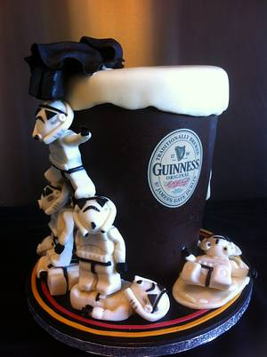 Guinness cake - Cake by cakebelly