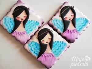 Angels - Cake by Ewa Kiszowara