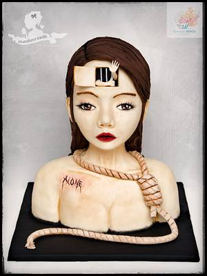 Depression - Between Minds - UNSA 2017- World Mental Health Day - Cake by Mademoiselle fait des gâteaux