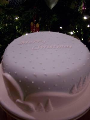Merry Christmas - Cake by SueC
