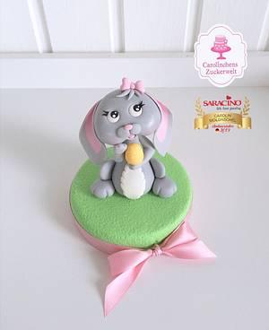 💕 Baby - Bunny Babsi 💕 - Cake by Carolinchens Zuckerwelt