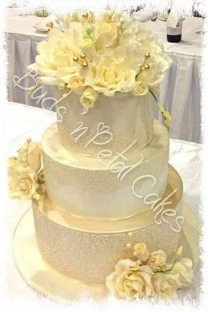 Milla - Cake by Buds 'n Petal Cakes
