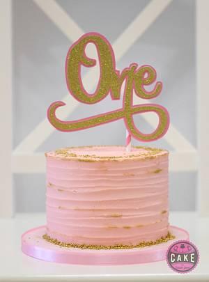Pink Smash Cake! - Cake by Cake by Sarah Jane