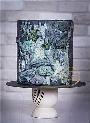 Cakerbuddies Pottery theme collab - Cake by TheCakeTalk